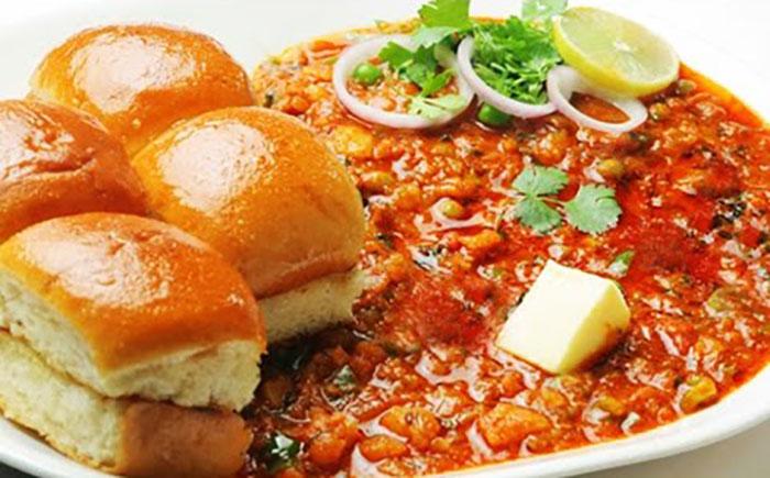 Mumbai Street Style Pav Bhaji Recipe
