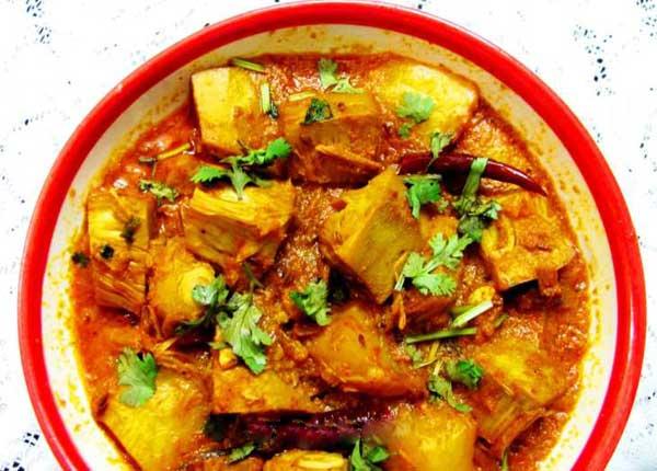 Kathal Curry Recipe   Kathal Sabzi   Jackfruit Sabzi Recipe