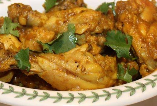 cumin chicken