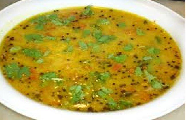 gujarati sweet sour lentils