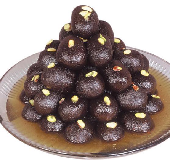 काला जामुन बनाने की रेसिपी – Kala Jamun Recipe With Gulab Jamun Mix