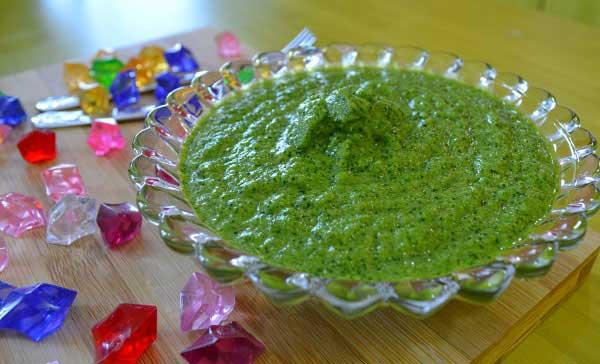 पंजाबी हरी चटनी बनाने की विधि – Green Chutney Recipe