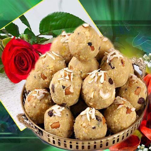 sweet churma