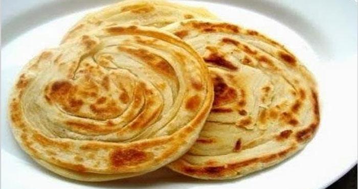 lachha paratha recipe in hindi