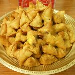 mini potato samosa recipe
