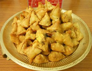 mini potato samosa recipe