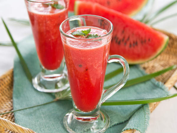 tarbooz ka juice recipe