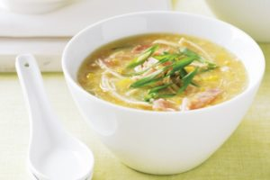 chinese cream soup