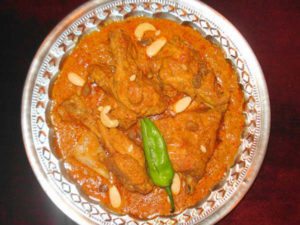 chicken patiala