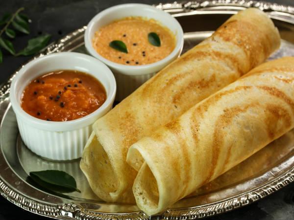गेंहू, चावल के आटे और बेसन से बनाएं स्वादिष्ट डोसा – dosa recipe in hindi