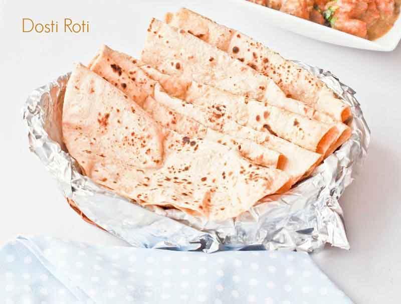 दोस्ती रोटी बनाने की फुल रेसिपी – Simple Roti Recipe