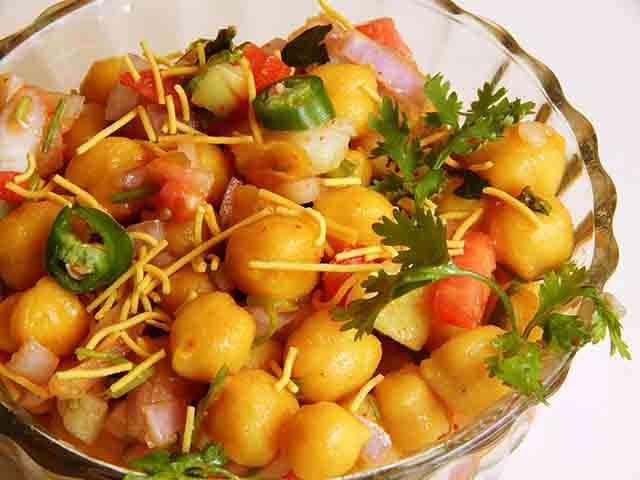 साउथ इंडियन स्टाइल सूखे छोले  – South Indian style dry chola