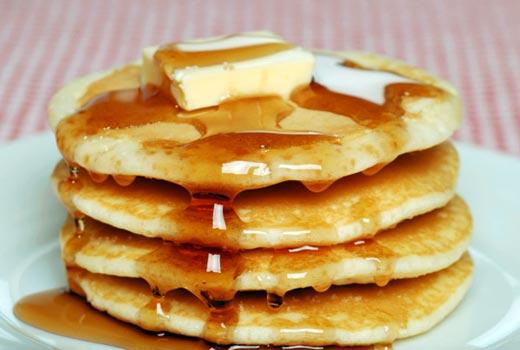 एग्ग्लेस पैन केक कैसे बनाएं – pancake recipe without eggs in hindi
