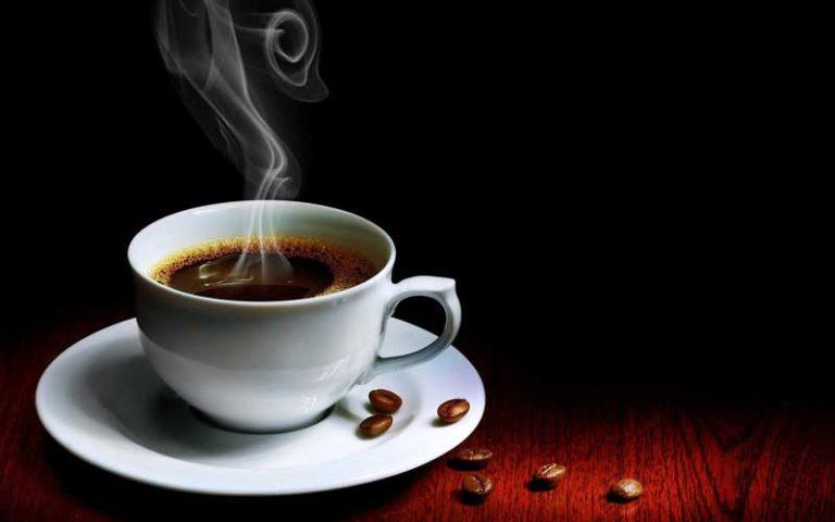 Almond Black Coffee