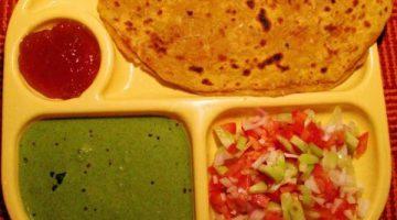 स्वाद से भरपूर बेसन का पराठा रेसिपी – besan ka paratha recipe