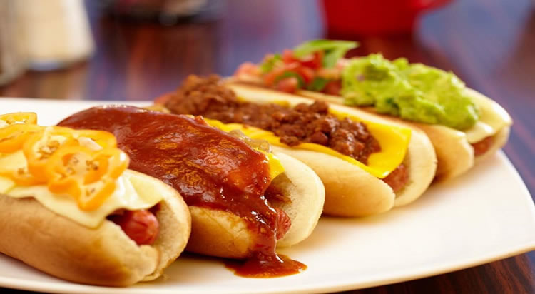 Hot Dog Sushi Recipe