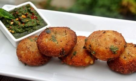 मटर और पुदिने की टिक्की – matar ki tikki recipe in hindi