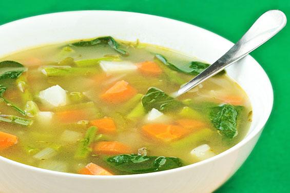 इस सूप का सेवन एक हफ्ते में 10 किलो वज़न कम कर देगा – healthy soup recipe in hindi