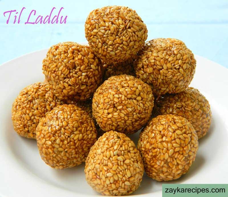 सर्दियों में बनाए स्वादिष्ट तिल गुड के लडडू – Til Gud Ke Ladoo Recipe in Hindi