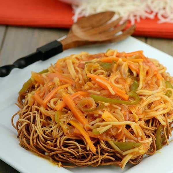 स्वाद में लाजवाब अमेरिकन चौपसे – american chopsuey recipe