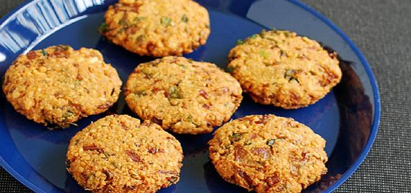 क्रिस्पी मसाला वडा बनाने की रेसिपी – crispy masala vada recipe