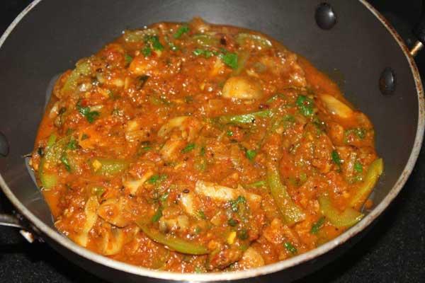 सिर्फ 7 दिन में वजन कम करने के लिए खाएं यह सब्ज़ी – kadai mushroom recipe in hindi