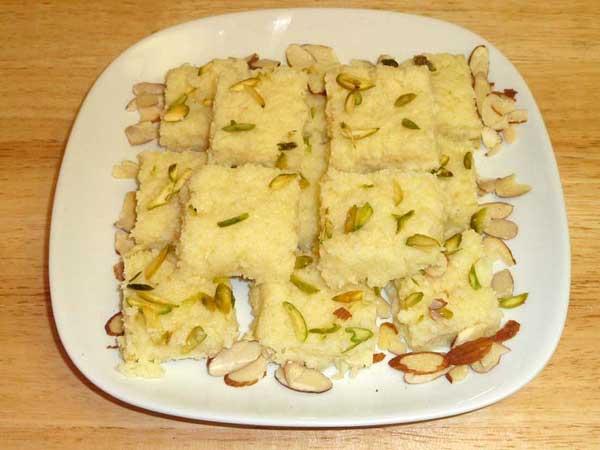 झटपट कलाकन्द बनाने की विधि – how to make kalakand at home