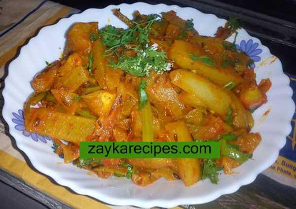 मूली की सब्ज़ी रेसिपी – mooli ki sabzi banane ki vidhi