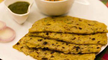 गुजराती डिश पोहा थेपला बनाने की रेसिपी – poha thepla recipe in hindi