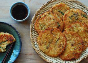 Soybean Pancake