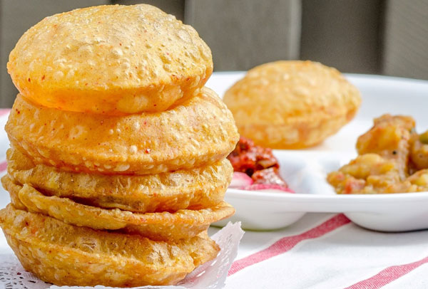 aaloo cheese puri recipe