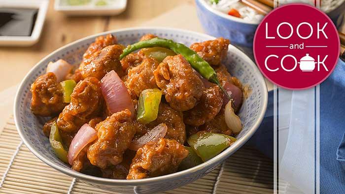घर में बनाए रेस्तरा जैसा चिली चिकन Chilli Chicken Recipe in Hindi
