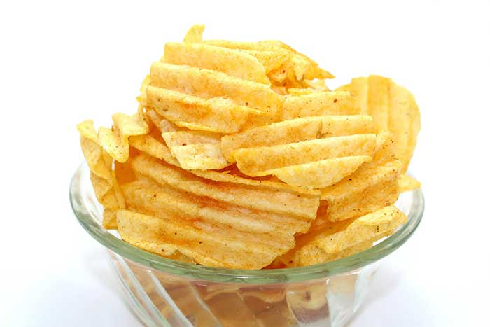 potato chips recipe in hindi