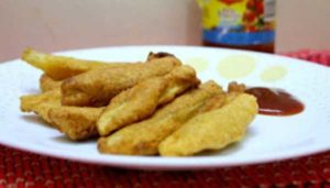 potato finger kurkure