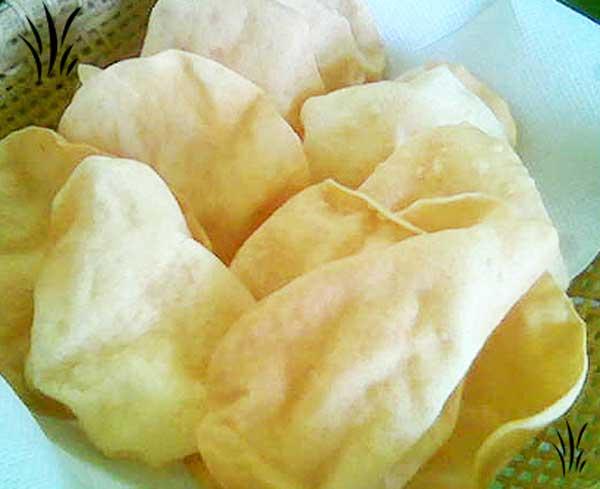rice papad recipe