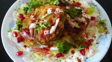 आलू टिक्की बनाये और चटकारे लेकर खाएं Aloo Tikki Recipe in Hindi