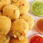 मुम्बई का बहुत ही मशहूर फास्टफूड बटाटा वडा बनाने की बहुत ही आसान रेसिपी – batata vada recipe in hindi