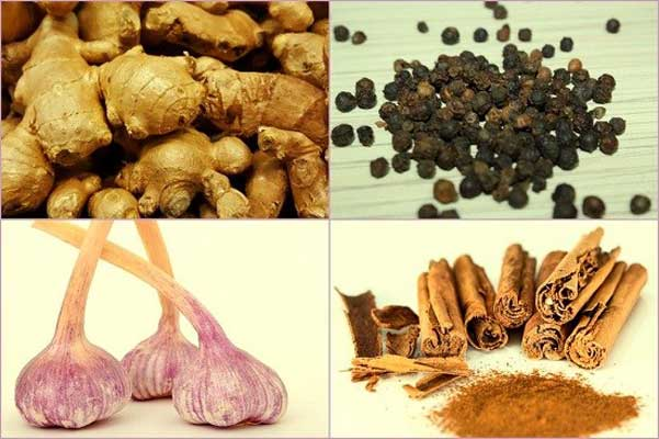 eat these spices for obesity