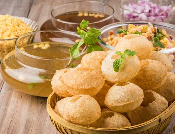 Image result for gol gappe