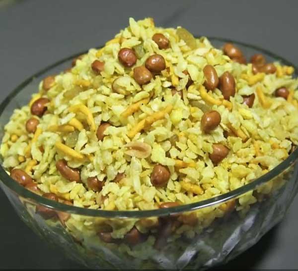 रोस्टेड नमकीन, घर पर करें तैयार बस इस आसान विधि के साथ – roasted namkeen recipe