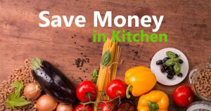 save money in kitchen