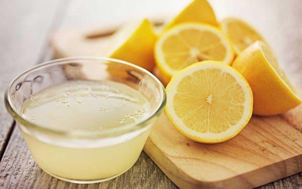 Great Benefits of Lemon
