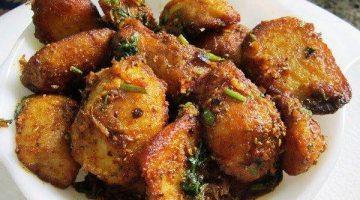 चटपटी अरबी की सब्ज़ी – how to make arbi ki sabzi