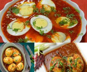 egg keema curry