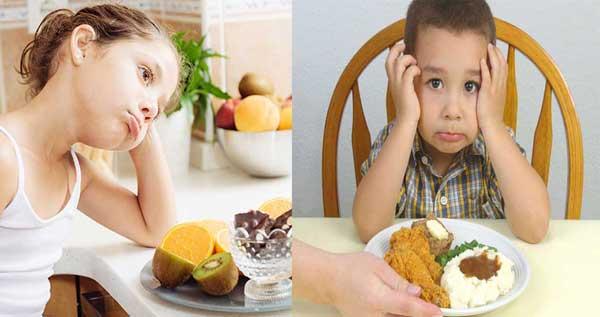 Do not eat child