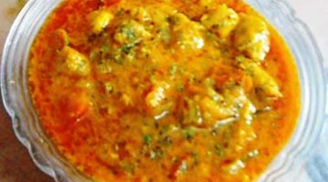 """बनाएं एकदम हल्की-फुलकी व """"मज़ेदार"""" रेसिपी – besan ki sabji"""