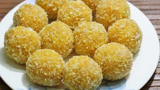 बनाएं स्वादिष्ट व ज़ायकेदार मैंगो लडडू– Mango Laddu Recipe