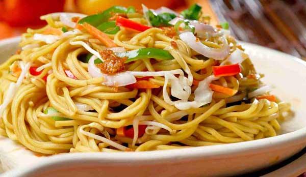 noodles bhel