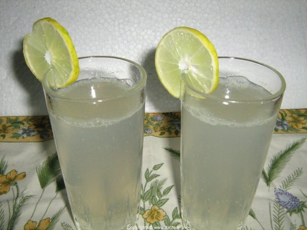 recipe drinks soda lime