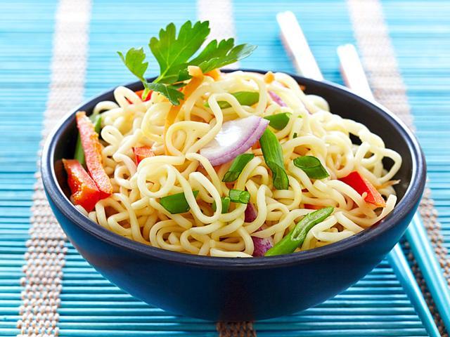 Tomato Chutney Noodles